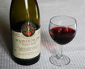 Franais : Pinot noir
