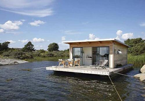 Swedish Boathouse