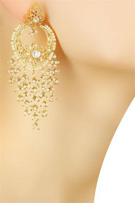 Kundan Jewellery Latest Designs & Trends 2018 19 for Asian