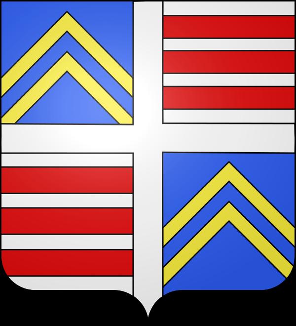 Blason de Saint-Cybardeaux