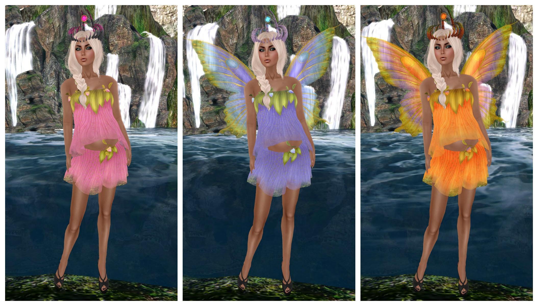 Fantasy Gacha Carnival 05 - Evie´s Closet & DLS