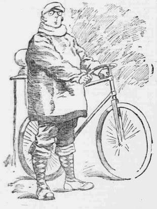 Winter cycling attire