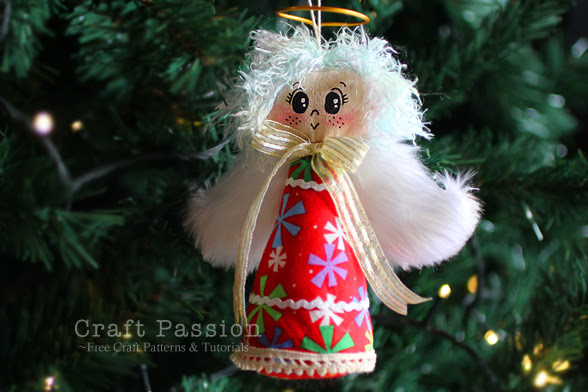 Angel Ornament for Christmas tree