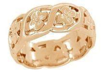 25  cute Filigree ring ideas on Pinterest   Gold ring