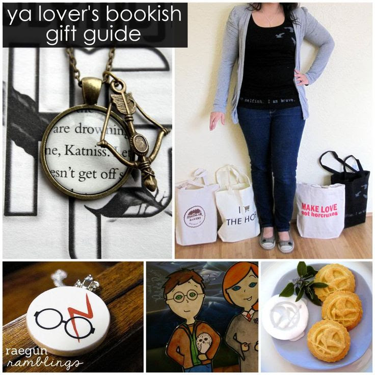 Gift Ideas for your favorite book lover - Rae Gun Ramblings
