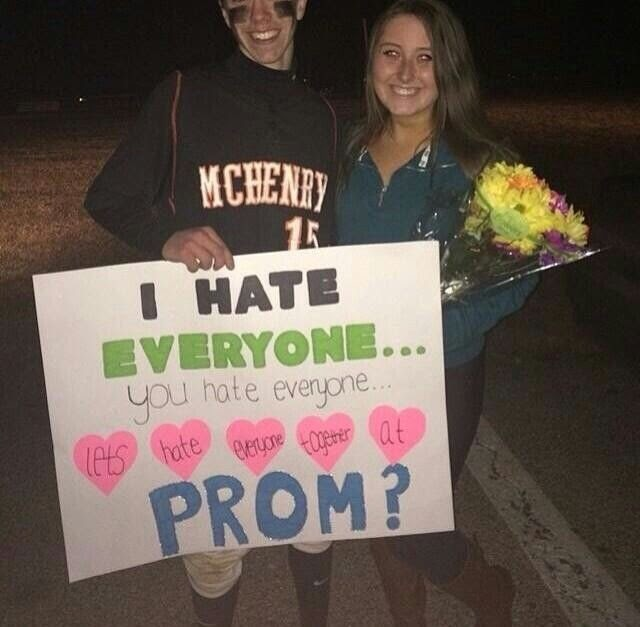 73 TUTORIAL EASY PROM PROPOSAL IDEAS PDF DOWNLOAD DOC