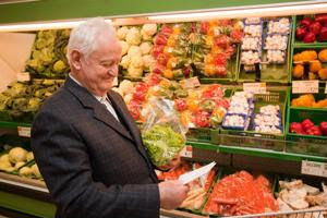 Food sustainability can be improved by green packaging