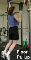 Floor-Assisted Pullups