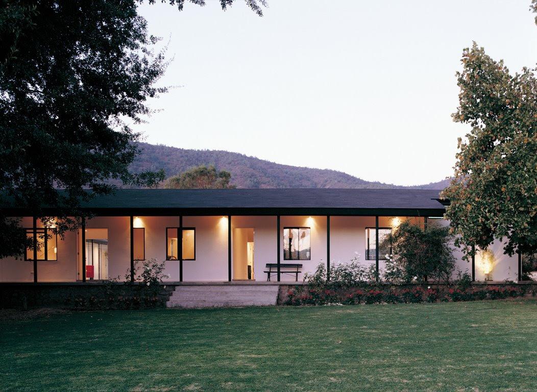 Great Diseno De Casa De Campo Con Corredores