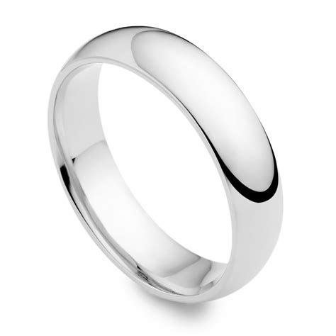 Men's Plain Wedding Ring IDG255