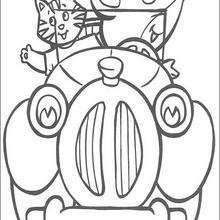Dibujos Para Colorear Sr Pull Y Orejas Eshellokidscom