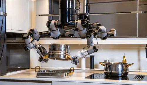 La primera cocina robótica del mundo para consumidores puede preparar 5000 recetas