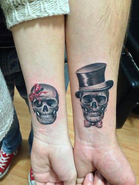 13 Diseños De Tatuajes Para Parejas Que Te Enamorarán Paredrocom