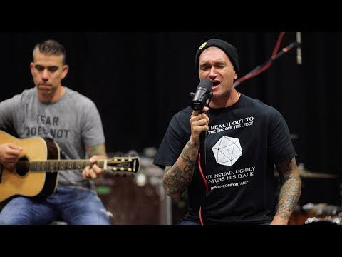 "New Found Glory - ""My Friends Over You"" (Acoustic Version)"