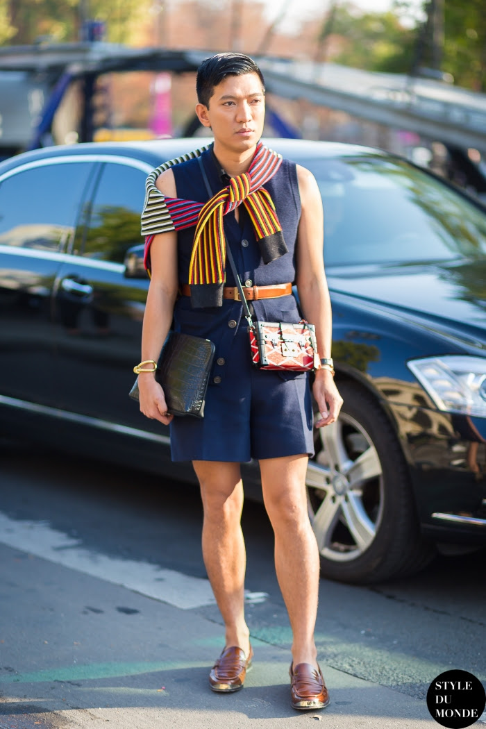 Bryanboy Street Style Street Fashion Streetsnaps by STYLEDUMONDE Street Style Fashion Blog
