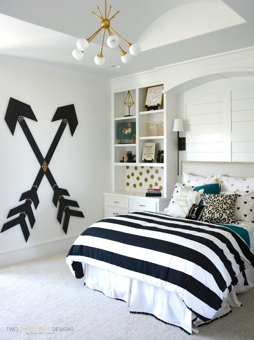 30+ Cute Teenage Girl Bedroom Ideas That Will Blow Your Mind