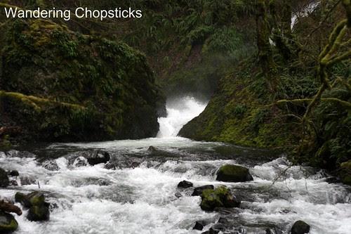 6 Bridal Veil Falls (Winter) - Columbia River Gorge - Oregon 4