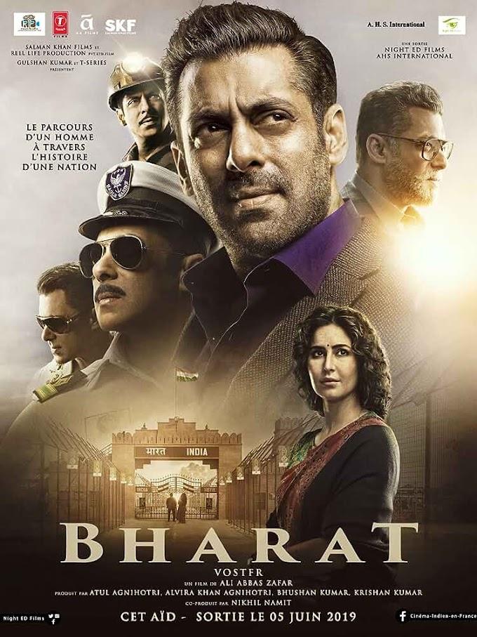 Download Bharat (2019) Hindi 720p HDRip x264 AAC 5.1 ESubs 1.2GB