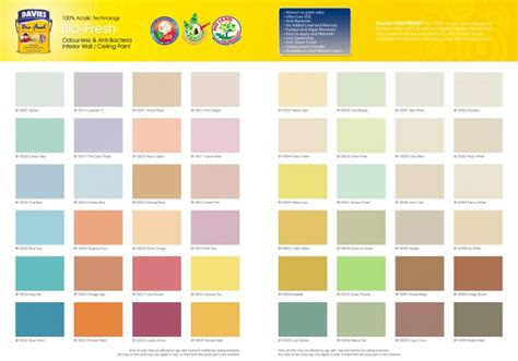 davies paints bio fresh color chart facebook