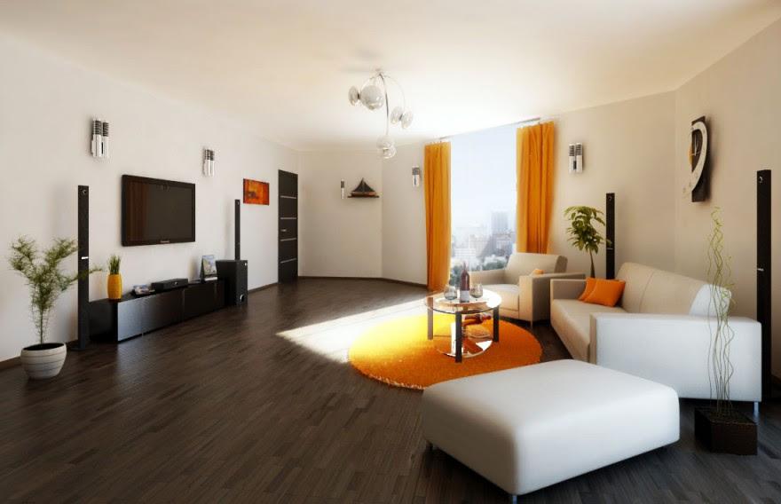 ... room interior. B