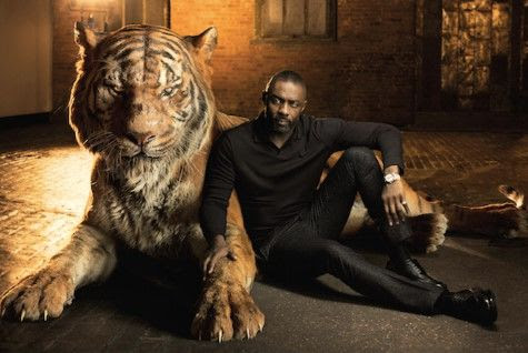 Idris Elba video clip as Shere Khan in The Jungle Book