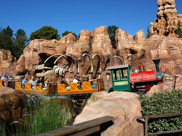 Adventureland Amusement Park California
