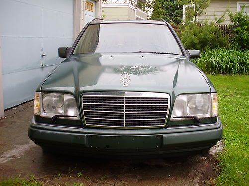Find used 1995 Mercedes E320 Wagon - ONLY 38k Miles - NO ...
