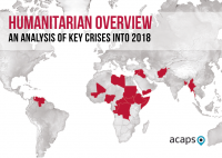 Report: Expect More War, Hunger, Islamist Violence In 2018