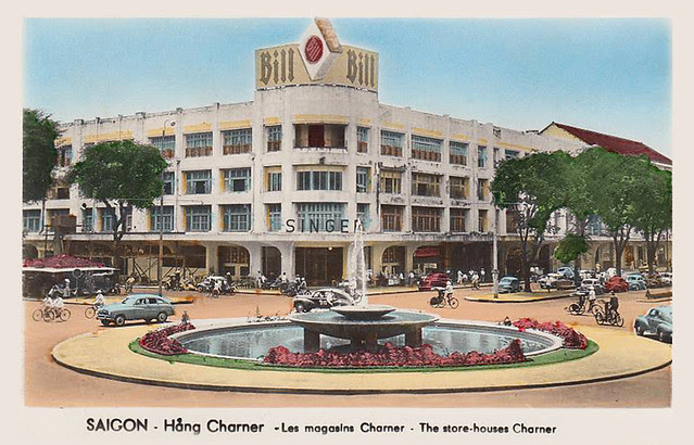 SAIGON - Hãng Charner - Les Magasins Charner