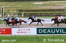 30/08/2017 - Deauville - Prix du Bocage Normand : Arrivée