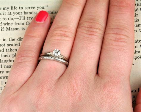Wedding Rings Pictures: combination engagement and wedding