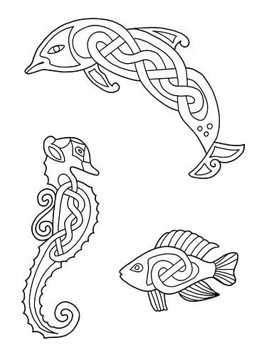 Celtic Design 047