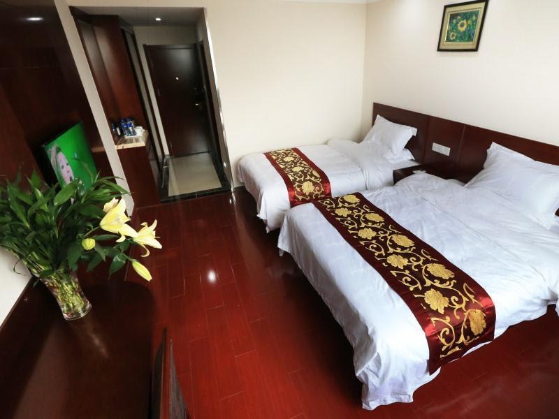 Review Shell Wuxi Xishan District Bashi Town Xinzhan Road Hotel