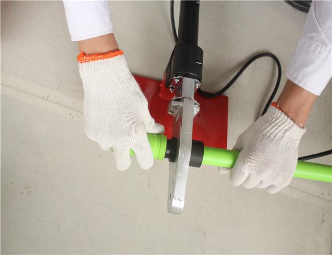 Thermofusion PPR Welding Device Adjust Design 20 - 160mm Welding Diameter
