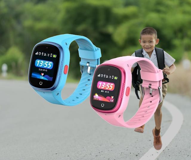 【#51懲罰祭】HAVIT KW10 兒童智能手錶 支援 GPS 定位追蹤 HK$698