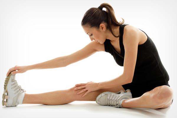 Alongamento inadequado pode causar danos às fibras musculares
