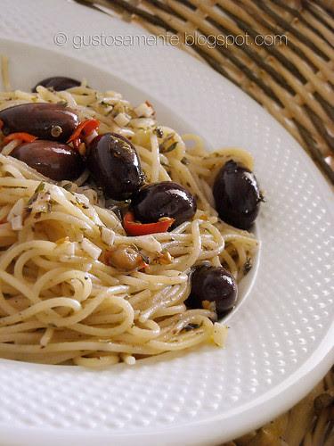 Spaghetti del marinaio