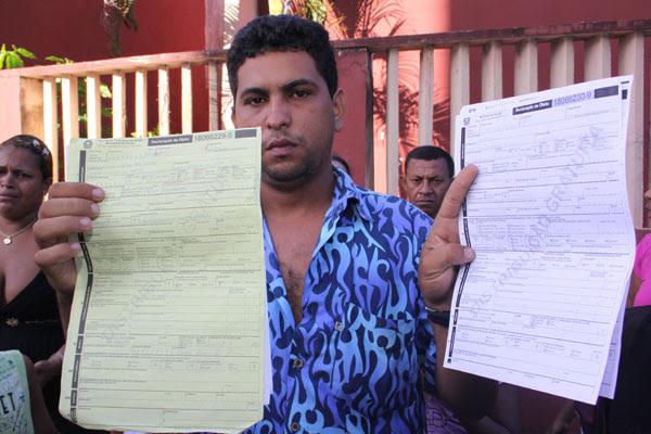 Paulo Ricardo França, marido da vítima, diz que laudo não indica causa das mortes de mãe e filho.
