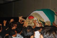 Shah-e-Mardan Sher-e-Yazdan Quwat-e-Parwardigar Lafata Ila Ali La Saif Ila Zulfiqar by firoze shakir photographerno1