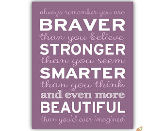 Quotes About Brave Girl 57 Quotes