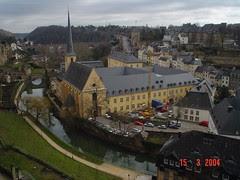 Veranda di Luxembourg City, Luxembourg