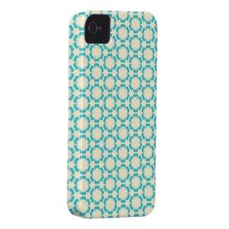 Vintage Floral Design iPhone Case casemate_case