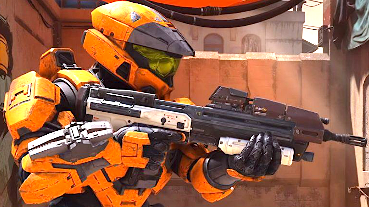 Halo Infinite Leak Reveals Never-Before-Seen Weapons