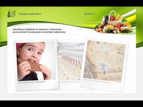 1.5 Dodatki do żywności i materiały pomocnicze