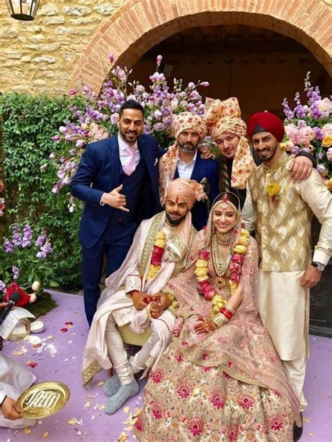 Virat Kohli and Anushka Sharma Wedding   Exclusive