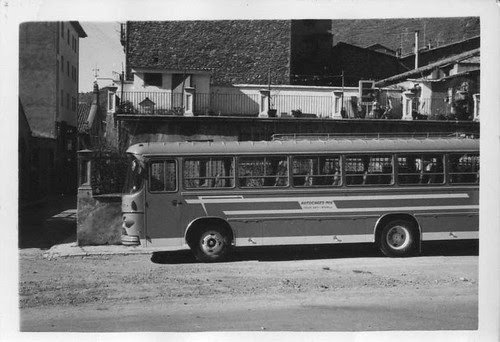 Autocar Pegaso 1960