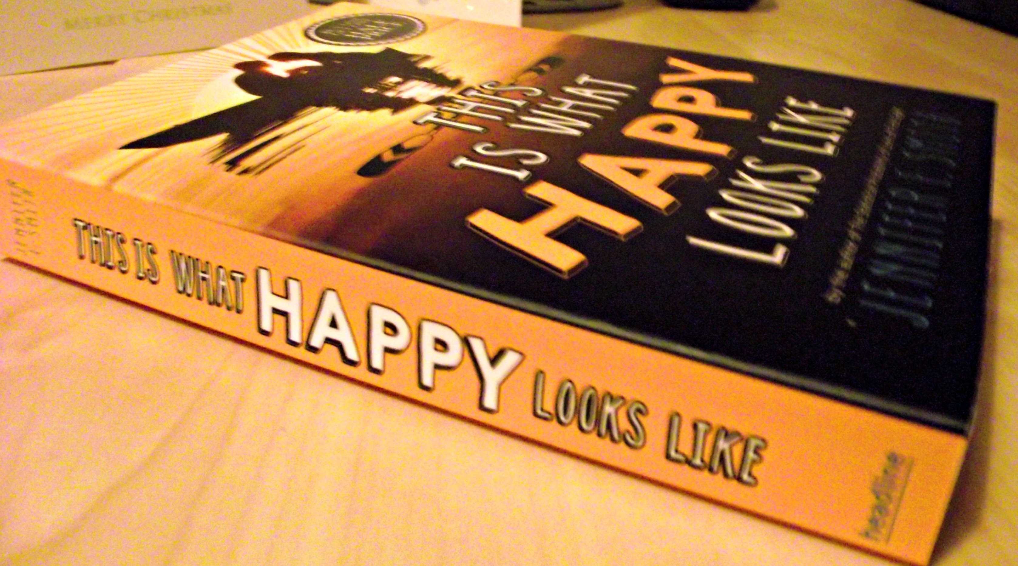 This Is What Happy Looks Like cover