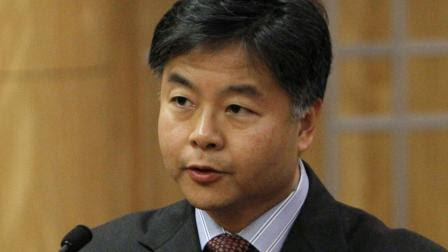 FILE: State Sen. Ted Lieu, D-Torrance at the Capitol in Sacramento, Calif., Tuesday, May 8, 2012.