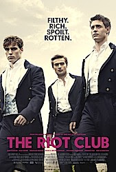 The Riot Club (aka Posh) Poster