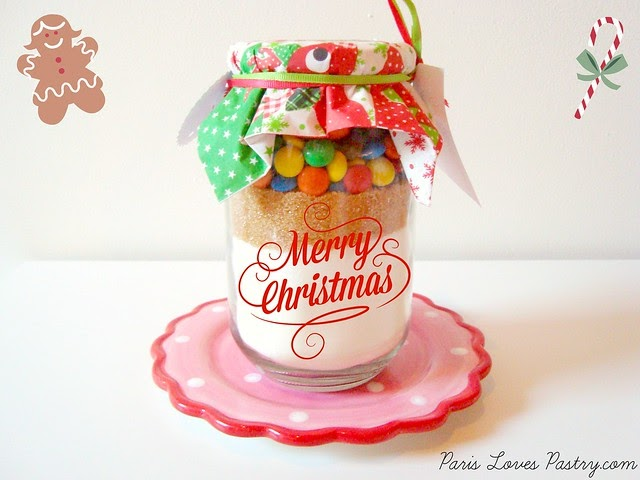 Paris pastry make your own edible christmas gifts for Edible christmas gifts to make in advance